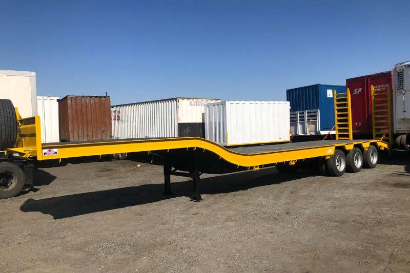 UBT Trailers Lowbed 30 TON FLATDECK BRAND NEW 2019