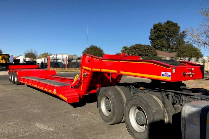 UBT Trailers Lowbed NEW