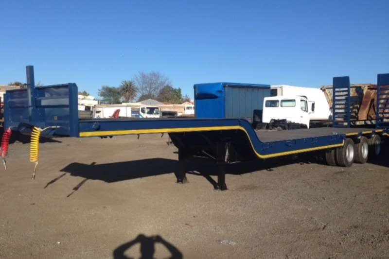 UBT Trailers Stepdeck NEW