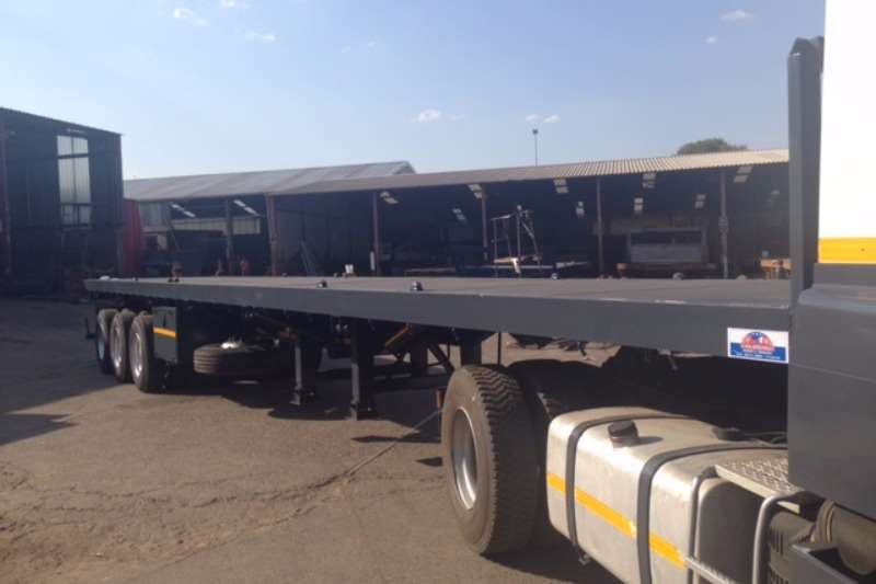 UBT Trailers Tri-Axle NEW