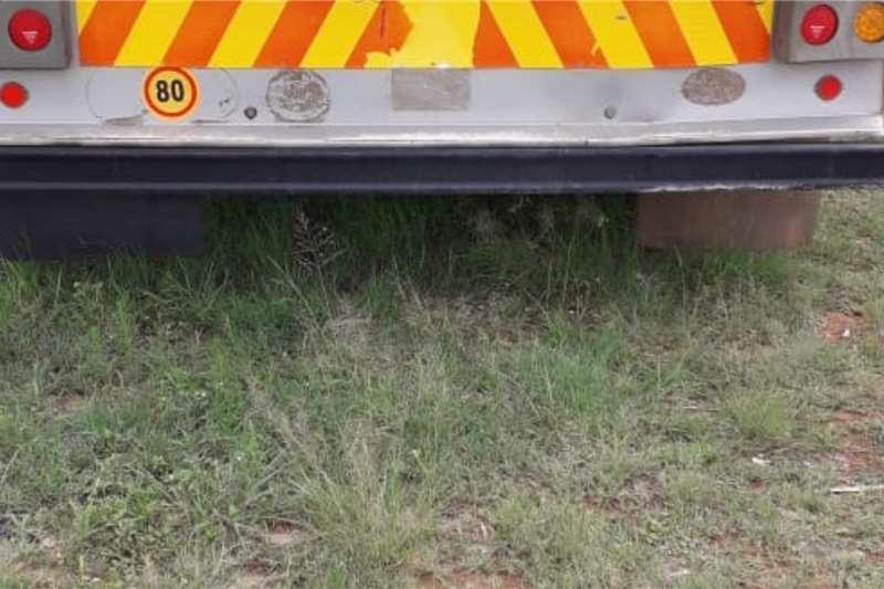 UBT AFRIT TRIAXLE FLAT DECK TRAILER 15 MTR Tri axle