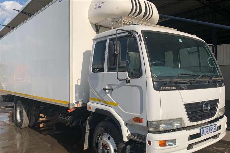 2015 UD  80B F/C 8 Ton Refrigerated Unit