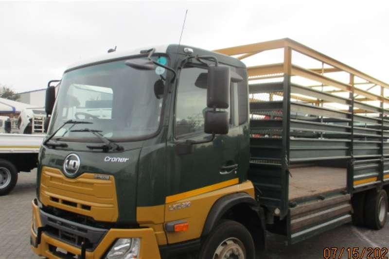UD UD LKE 210 4 X 2 CATTLE BODY Cattle body trucks