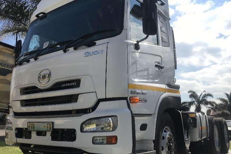 UD Chassis cab trucks UD TRUCK GW 26 450 TT 6X4 2015
