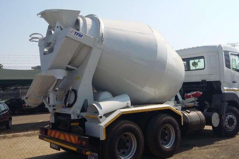 UD Concrete mixer trucks New UD Quester 6m3 Mixer AMT 2020
