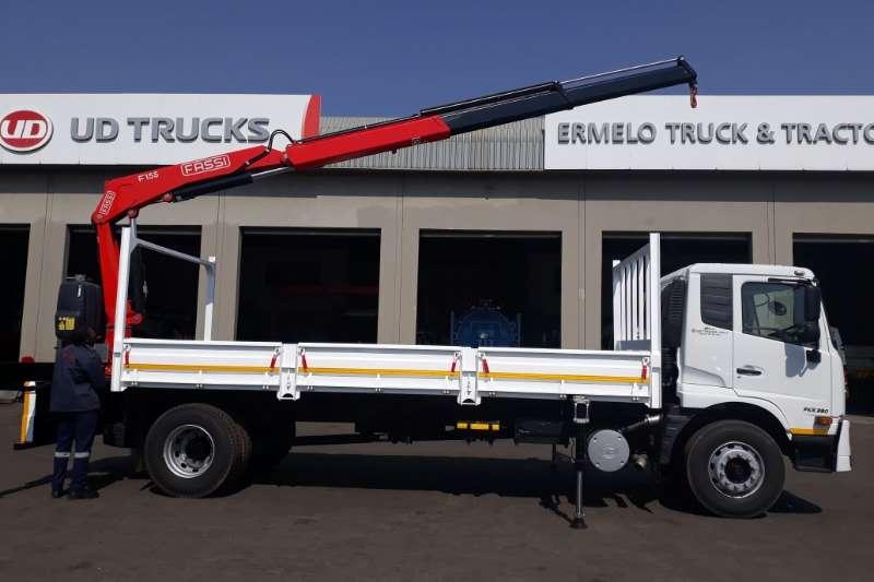 UD Crane trucks New Ud Croner Dropside with Crane 2019