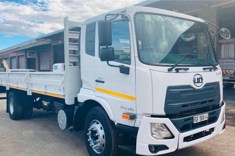 UD PKE 250 Dropside trucks