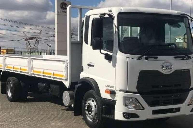 UD Dropside trucks UD CRONERLKE210 2019