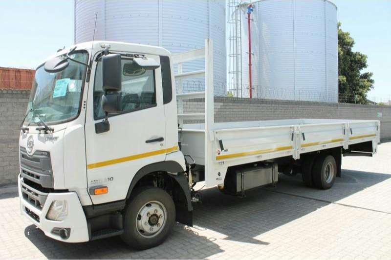 UD Dropside trucks UD Croner MKE 210 4x2 with 6.5m Dropside body 2019