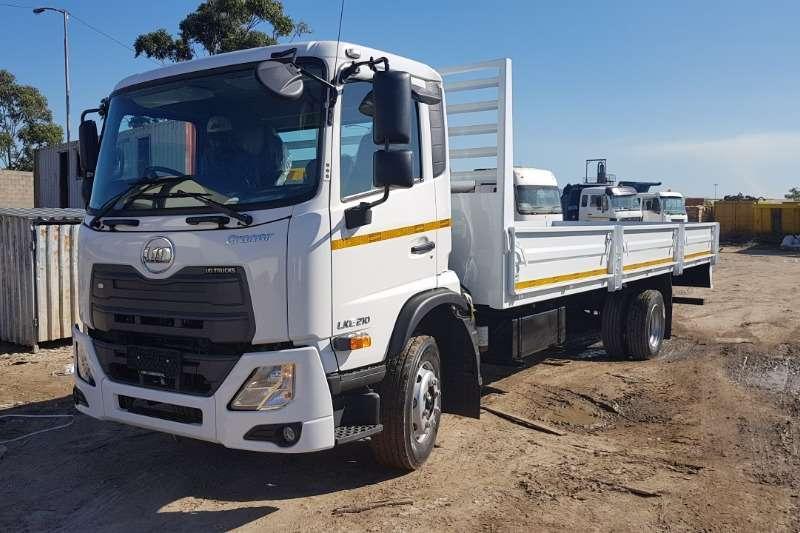 UD Dropside trucks UD CRONER PKE 250 AMT 2019
