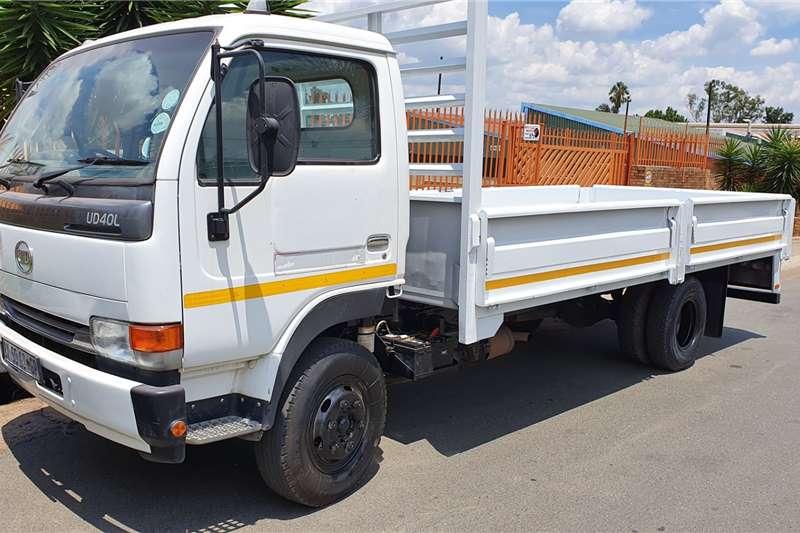 UD Dropside trucks UD40L 2012