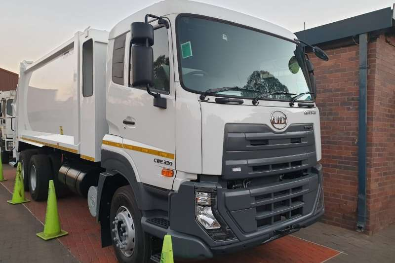 UD Garbage trucks New UD Quester Compactor 2020