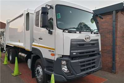 UD New UD Quester Compactor Garbage trucks