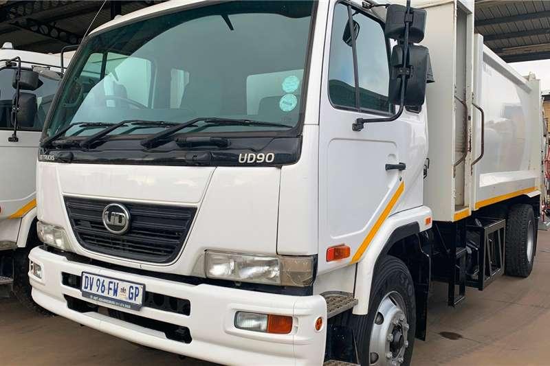 UD UD 90D (H13) F/C 13M3 TFM Compactor Garbage trucks
