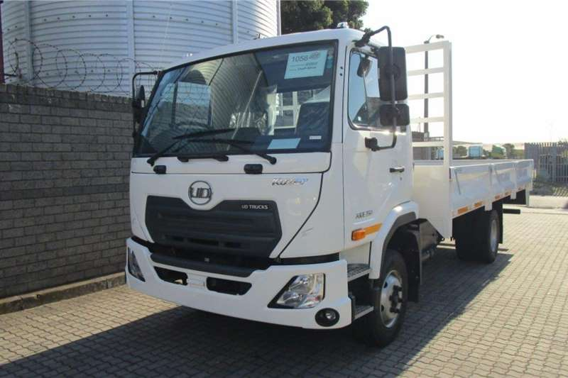 2021 UD  Kuzer including 5.3m Dropside Body and Admin Fee