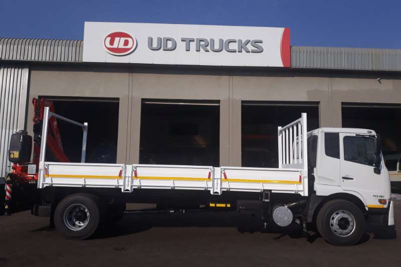 2019 UD  New Ud Croner Dropside with Crane