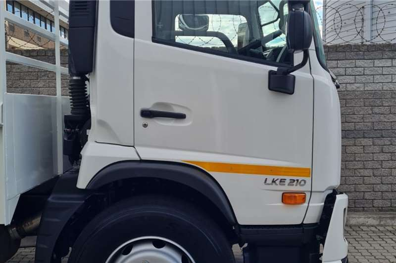 2021 UD  New UD Croner LKE210 AT H44 with 7.2m Dropside