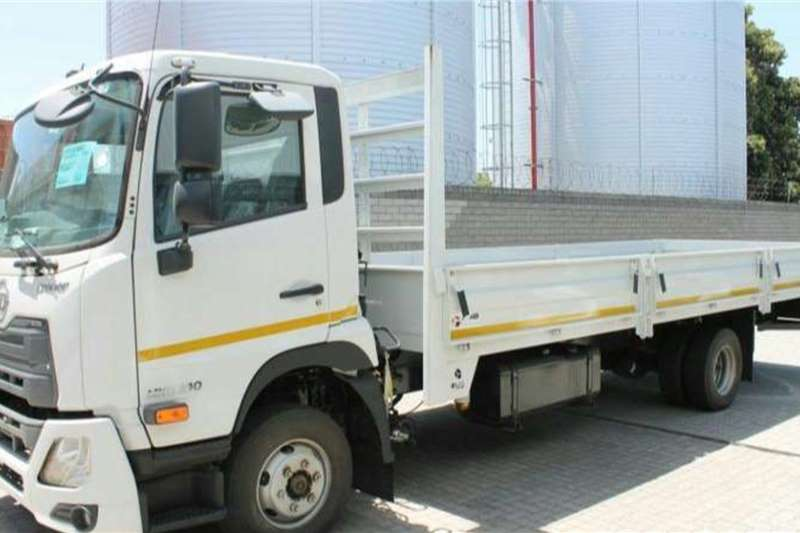 2021 UD  New UD Croner MKE210 AT with 6.5m Dropside
