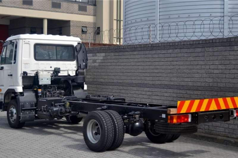 2021 UD  New UD Kuzer RKE150 MT Chassis Cab