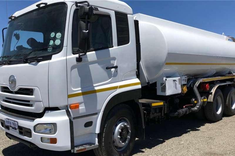 UD Tanker trucks Quon GW 26 490 2013