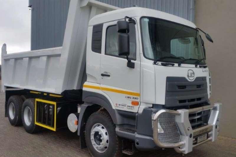 UD Tipper trucks 6x4 UD 330 Quester 10 Cube Tipper 2019