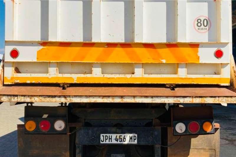 UD CW26 370 Tipper trucks