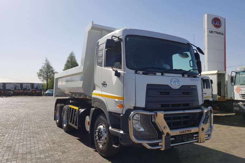 UD Tipper trucks New UD Quester 10m3 Tipper Truck 2020