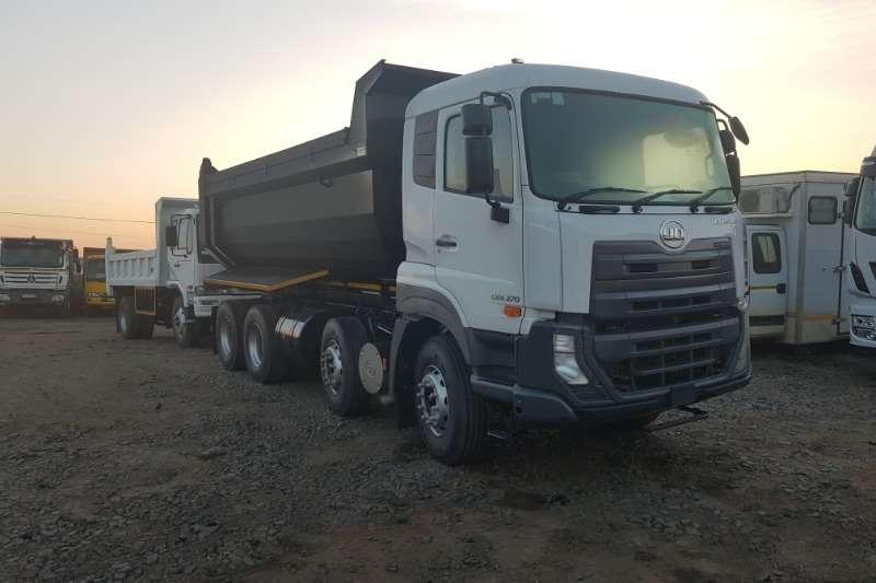 UD Tipper trucks New UD Quester 15m3   18m3 Tipper 2020