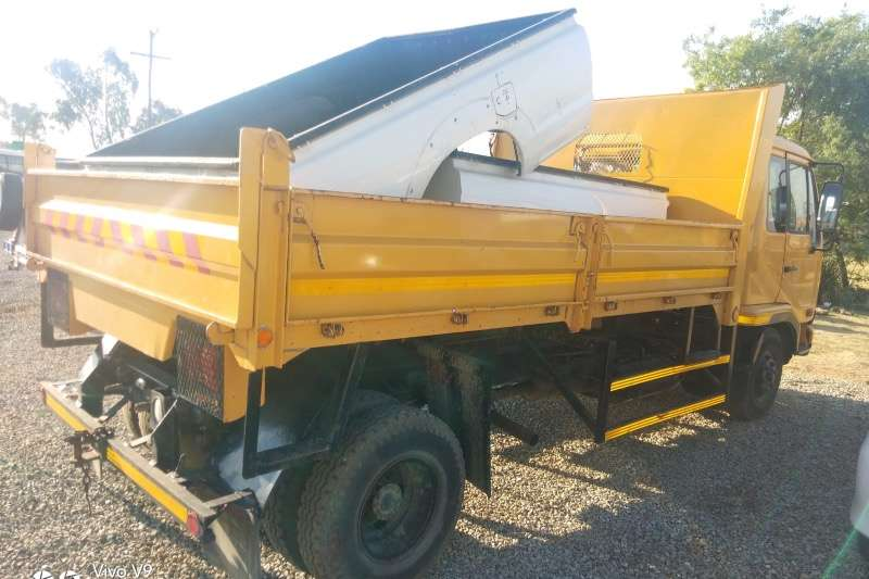 UD UD 60 TIPPER TRUCK R399000 Tipper trucks