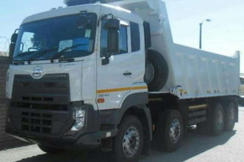 UD Tipper trucks UD QUESTER 8 X 4 2019