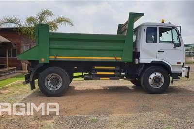 UD UD85 6 cube Tipper Tipper trucks