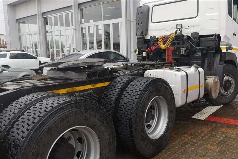 UD 2017 UD GW 26 450 TT Truck
