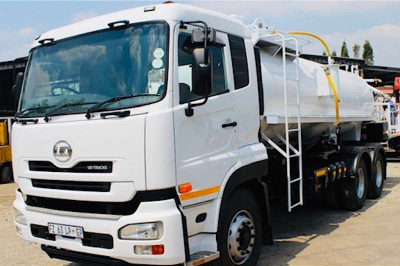 UD Truck Chassis cab GW 26 370 2014