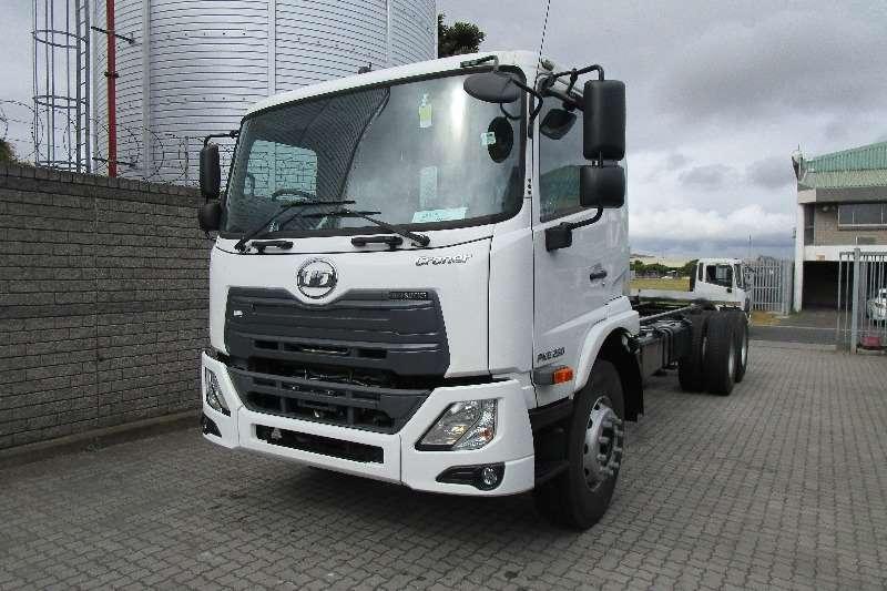 UD Truck Chassis cab UD Croner PKE250 6 X 2 Rigid 2019