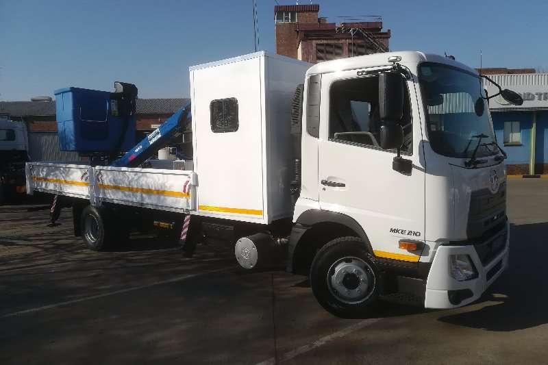 UD Truck Cherry picker UD CRONER MKE 210 2019