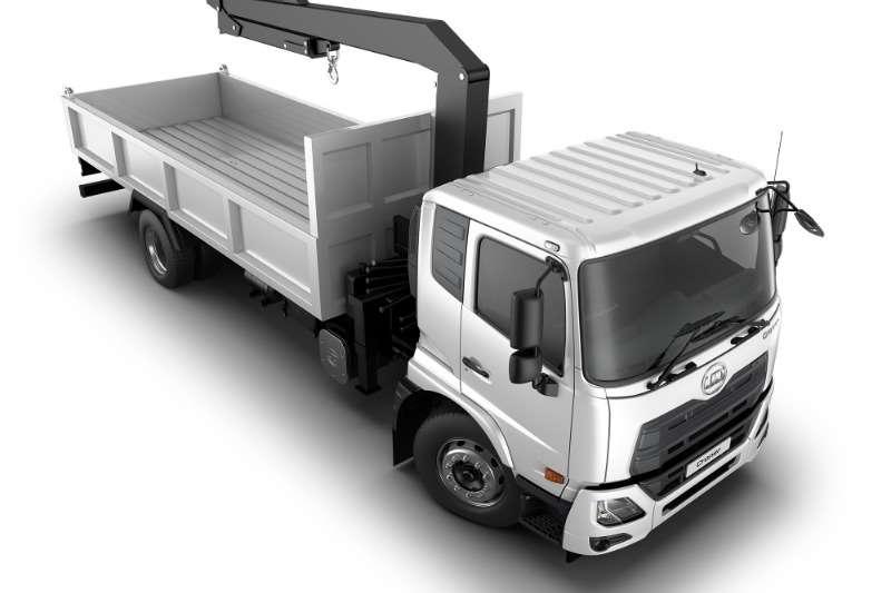 UD Truck Crane Truck New UD Croner Crane Truck 2020