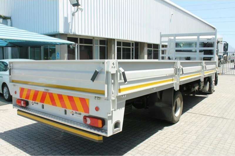 UD Dropside UD Croner MKE 210 4x2 with 6.5m Dropside body Truck