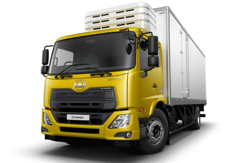 UD Truck Fridge truck New UD Croner Fridge Truck 2019