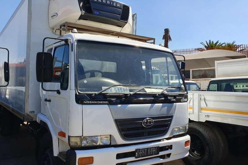 UD Truck Fridge truck UD90 2005