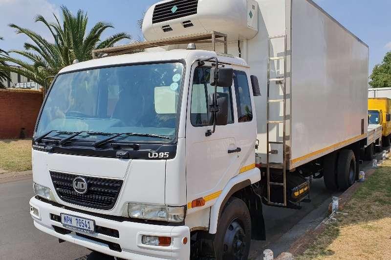 UD Truck Fridge truck UD95 2007