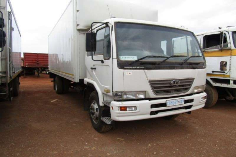 UD Truck Insulated body NISSAN DIESEL 2019