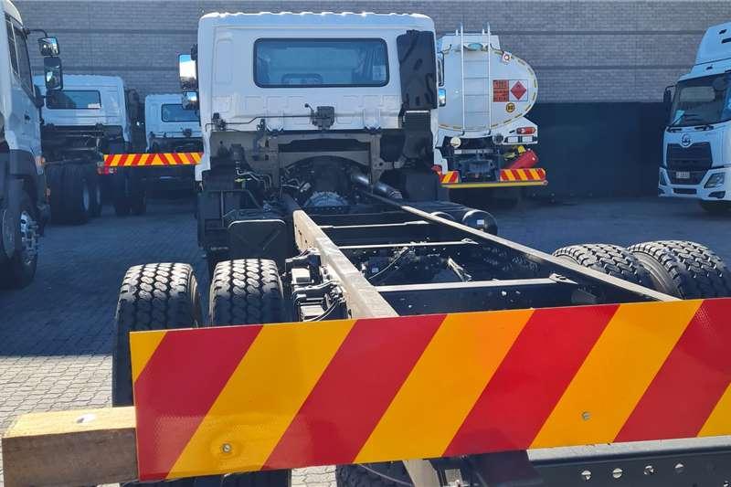 UD Lowbed New UD Croner PKE250 with 6.5m Tautliner Truck