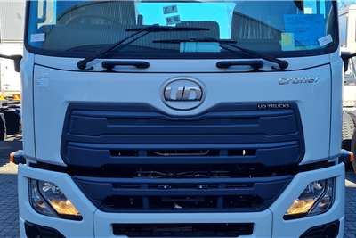 UD Lowbed New UD Croner PKE250 with 6.5m Van Body Truck