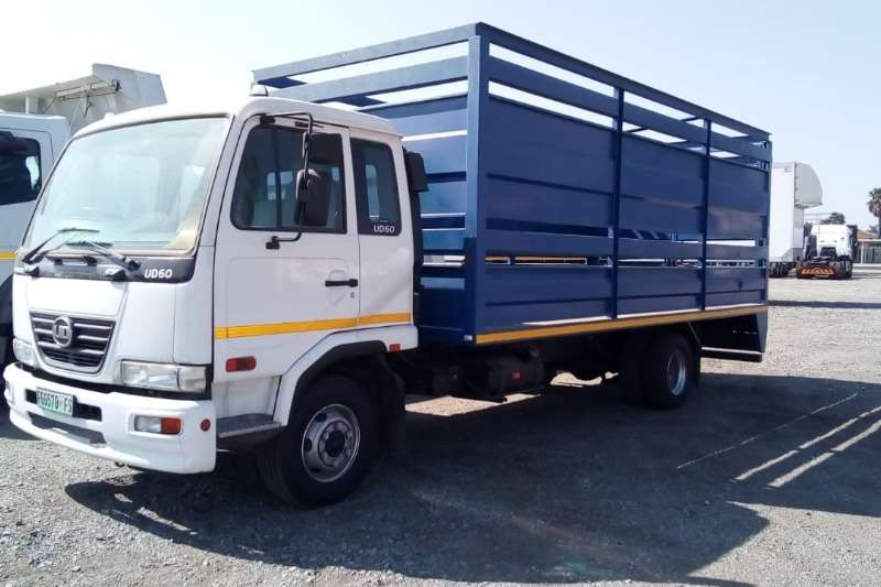UD Truck Other Nissan UD60 4x2 Rigid Truck with Tyre Body   6 Ton 2013