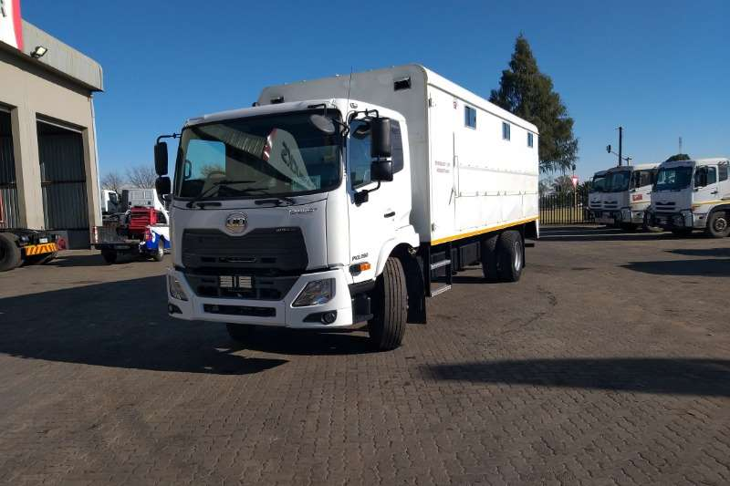 UD Truck Passanger carrier New UD Croner Personnel Carrier 2020