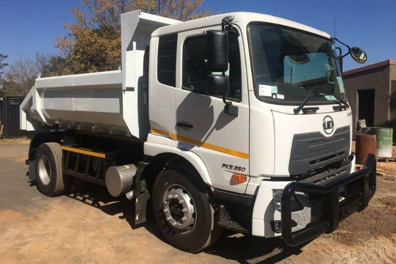 UD Truck Tipper New UD Croner 6m3 Tipper 2019