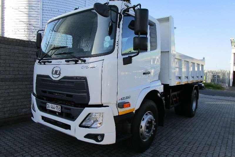 UD Truck Tipper UD Croner PKE 250 4x2 Auto 6m³ 2018