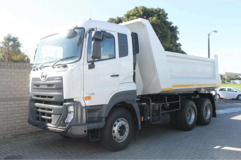 UD Truck Tipper UD Quester CWE 330 6x4 Allison Auto 10m³ Tipper 2019