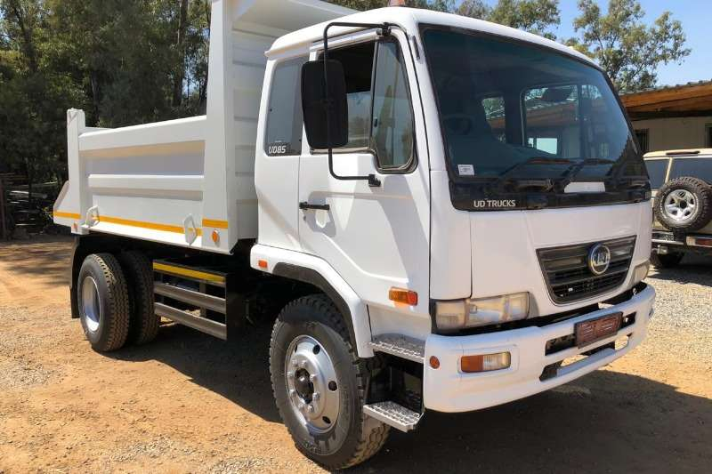 UD Truck Tipper UD85 2013
