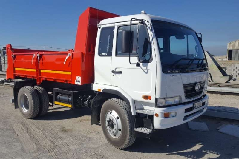 UD Tipper UD85 with 6m³ Tipper Body Truck